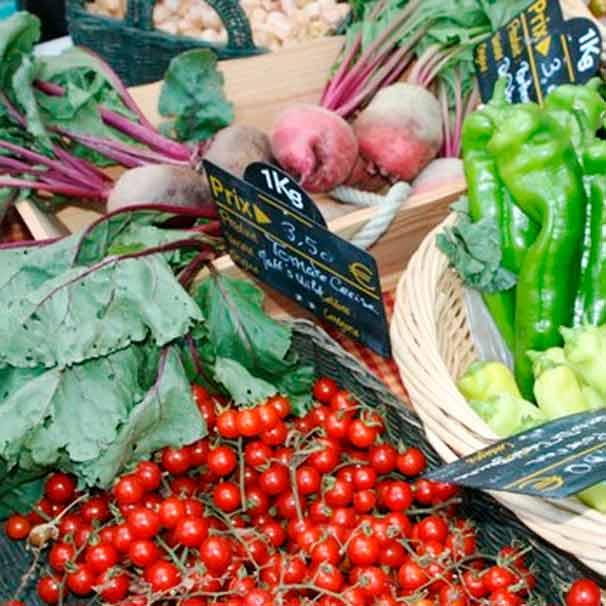 marché rabastens fruits légumes biologique bio samedi saison local produits locaux